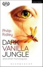 Dark Vanilla Jungle and Other Monologues (Paperback or Softback)