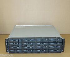 Dell EqualLogic PS4000E 48 To Virtualized baie de stockage San iSCSI 16x SAS 3 To NEUF