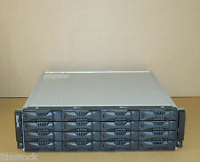 Dell EqualLogic PS4000E 48TB Virtualized iSCSI SAN Storage Array 16x 3TB SAS NEW