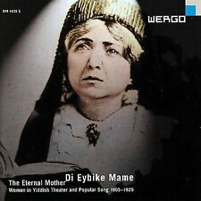 Di Eybike Mame: The Eternal Mother, New Music