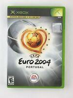 UEFA Euro 2004: Portugal - Original Xbox Game - Tested