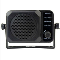 CB Radio Mini External Speaker NSP-150v ham For HF VHF UHF hf transceiver  O7W2
