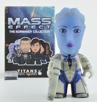 Mass Effect Titans Normandy Collection 3 Inch Vinyl Mini Figure - Liara