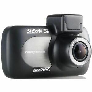 "Nextbase 312GW 2.7"" LED Dash Cam - Black"