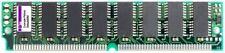 8MB PS/2 SIMM FPM RAM Memory 60ns 2Mx32 MSC 9322100T3SD-6 Siemens HYB514400BT-60
