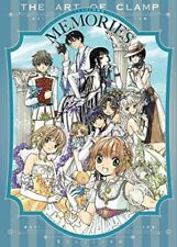 New The Art of Clamp MEMORIES Art Book From Japan F/S
