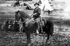 Внешний вид - New Civil War Photo: Union General Ulysses S. Grant on Horse - 6 Sizes!