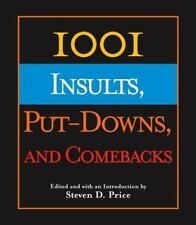 1001 Insults, Put-Downs, and Comebacks  Hardcover