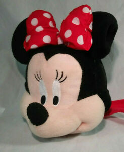 Disney Minnie Mouse Hand Bag ~ Zipper Purse