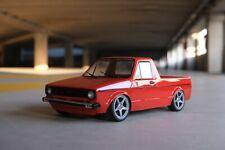 RC Drift Karo VW Caddy MK1 1/10 scale body, to fit Tamiya, LRP, HPI, Yokomo, MST