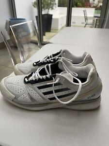 Fernando Verdasco Match Worn Wimbledon Shoes
