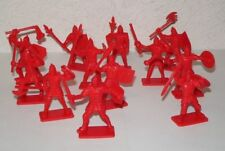 NEW!!! Plastic toy soldiers 1/32 East European Medieval Knights. 12pcs set