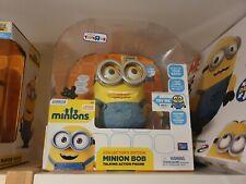Minions TALKING Minion BOB Figure INTERACTIVE Toy Despicable Me