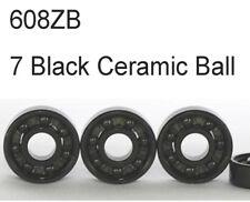 DreamFire Super Fast Bearings Longboard ABEC 11 Skateboard Ceramic Bearings