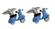 Gemelli Motore scooter argento blu nero laccatolacca MM0368 2 ° Scelta 11T11