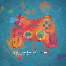 Symphonic Fantasies Tokyo Music From Square Enix [Original Soundtrack] (CD)