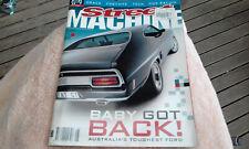 Street Machine Magazine May 2004 'Baby Got Back Australia's Toughest Ford'