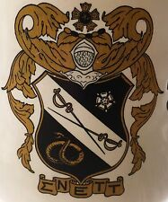 University Of Idaho Sigma Nu Epsilon Tau Tau STEIN MUG 1951 Alumni ΣNETT Jack