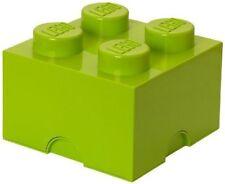 Building Green LEGO Bricks Pieces