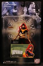 "2005 DC DIRECT ELSEWORLDS SERIES 1 THRILLKILLER BATGIRL 6"" ACTION FIGURE MOC"