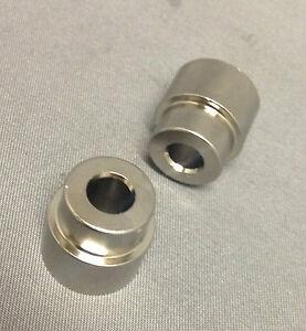 Eyelet Bushings Electroless Nickel 31.75mm width x 6mm ID Fits Fox 803-03-003