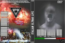 DVD ITALIAN ULTRAS LIVE (CAGLIARI SCONVOLTS,INTER)