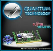 4GB RAM MEMORY FOR FUJITSU SIEMENS LIFEBOOK T730 T731 T900 T901 TH700 PH521 NEW!