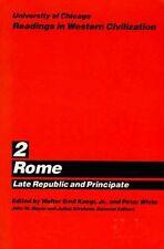 1st Hand Accounts Roman Republic & Principate Cicero Tacitus Horace Pliny Vergil