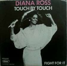 "7"" 1984 EEC PRESS! DIANA ROSS : Touch By Touch /MINT-?"