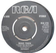 """ODYSSEY - Magic Touch - Excellent Condition 7"""" Single"""