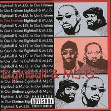 In Our Lifetime, Vol. 1 [PA] [Remaster] by 8Ball and MJG (CD, Feb-2003,...