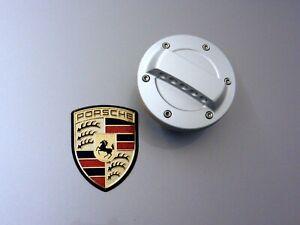 Alu Tank Deckel Verschluß Metall passend für Porsche 911 996 und 997