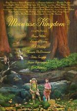 Moonrise Kingdom Movie Poster 24in x 36in