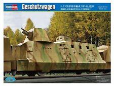 HobbyBoss 82923 WWII German gepanzerter Geschützwagen In 1 72