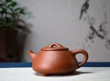 """100% High-end Clay!Chinese Yixing Zisha Clay Handmade """"Jingzhou Shipiao"""" Teapot"""