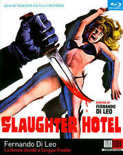 Slaughter Hotel [Blu-ray] Blu-ray