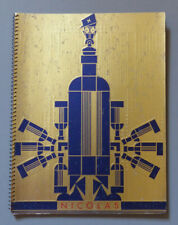 Catalogue Nicolas 1930 illustrations Paul IRIBE
