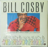 BILL COSBY Those of You With or Without Children, You'll Understand LP – Sealed!