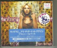 Britney Spears - Oops!... I Did It Again [Japan LTD CD]  IMPORT