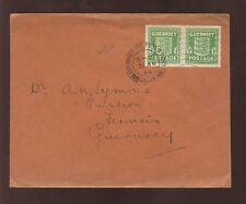 George VI (1936-1952) Guernsey Regional Stamp Issues