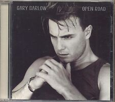 GARY BARLOW - Open road - CD 1997 NEAR MINT CONDITION