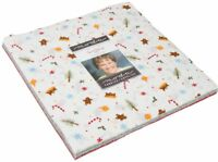"Good Tidings Moda Layer Cake 42 100% Cotton 10"" Precut Quilt Squares"