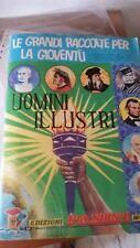 UOMINI ILLUSTRI-ALBUM PANINI  1966-VENDO FIGURINE INVIARE MANCOLISTA