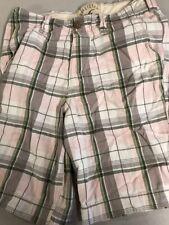 Hollister Men's Plaid Shorts 32