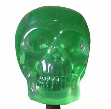 Irish Green Skull  Shifter Shift Knob Rat Rod Lever Big rig 4x4 hot rod