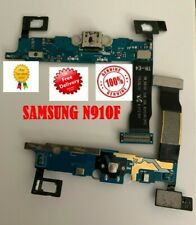 Genuine Samsung Galaxy Note 4 N910F USB Charging Charger Port Dock Flex MIC PCB