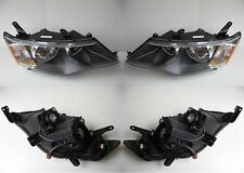 For MITSUBISHI OUTLANDER XL 2007-2009 Left&Right Set Front Head lamps Headlights