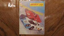 Catalogue Vintage « Dinky Toys – Dinky Supertoys » 1970-1 Très Bon Etat.