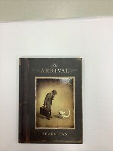 The Arrival Book By Shaun Tan