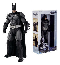 "18"" BATMAN figure ARKHAM ORIGINS deluxe 1/4-SCALE SERIES dark knight NECA DC WB"